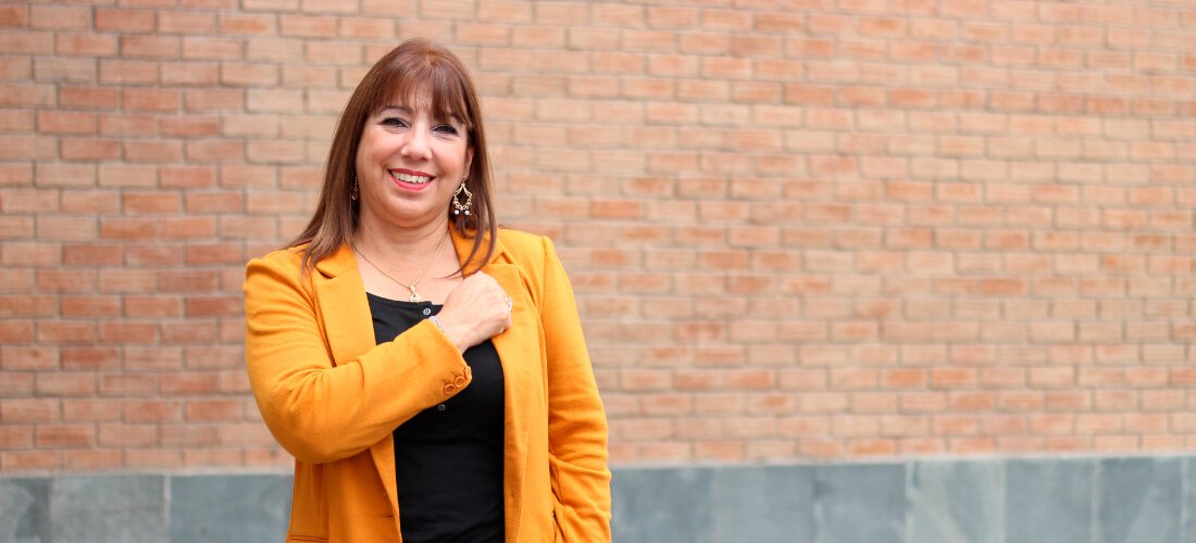 Concejal Ivonne Teruel