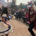 Foto de gente bailando