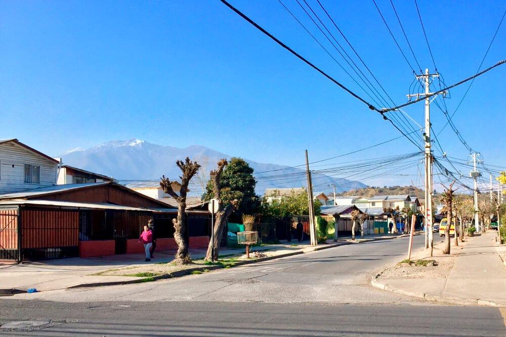 Entrada Villa Carol Urzua