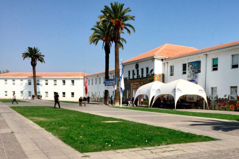 Frontis Municipalidad de Puente Alto