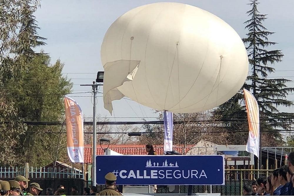 Foto Globo de Televigilancia