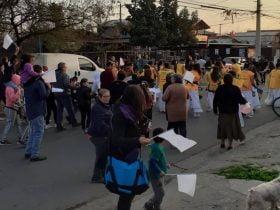 Foto de Personas Marchando