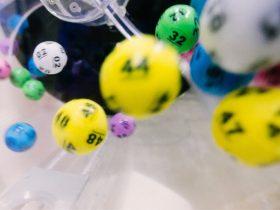 foto de pelotas bingo puente alto