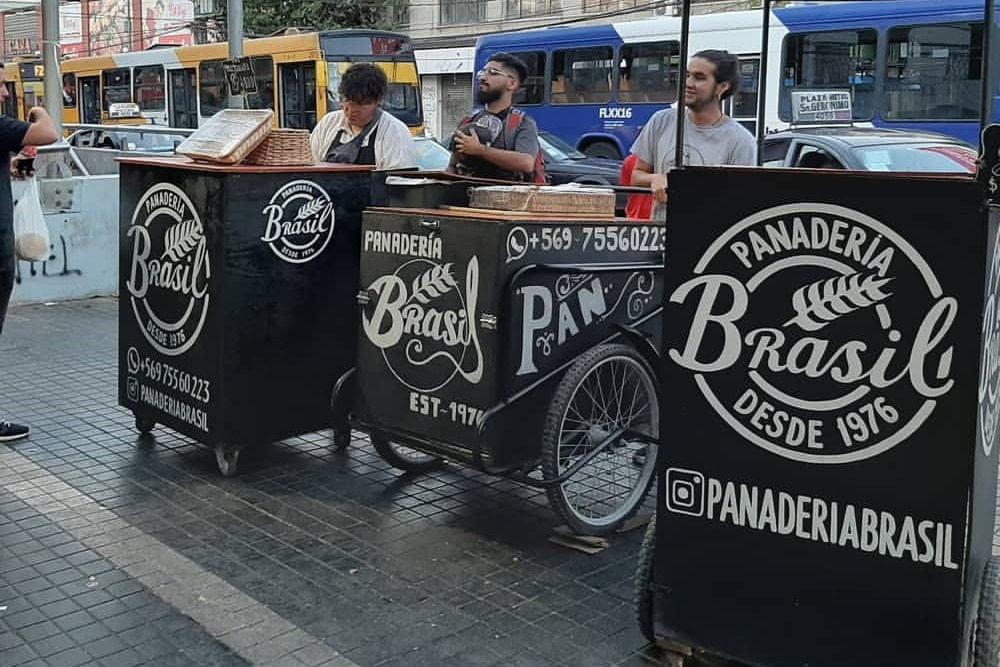 Foto de Panaderia brasil en Puente Alto
