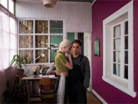Foto de personas, película EMA