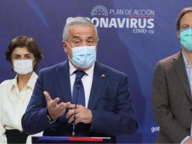 balance nacional de coronavirus en chile - somos puente alto
